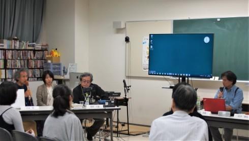 「この世界の片隅で」の片渕須直監督と@文化学園大学_f0006713_23042771.jpg