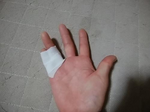 骨折 テーピング 親指 足 足の親指のテーピング