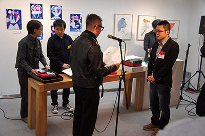 TIS#15公募受賞作品展開催中です!_f0171840_10115141.jpg