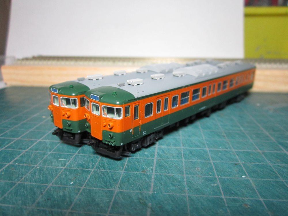 KATO 115系300番台湘南色をイジろう その1_e0120143_15160299.jpg