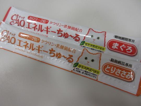 ネコちゃん用新商品です!!_e0339146_12574163.jpg