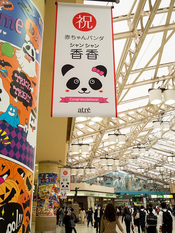 上野駅のパンダ_a0003650_20263297.jpg
