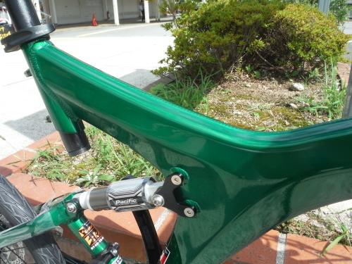 ルイガノJEDI(折り畳み自転車)が入荷しました!_b0332867_20461652.jpg