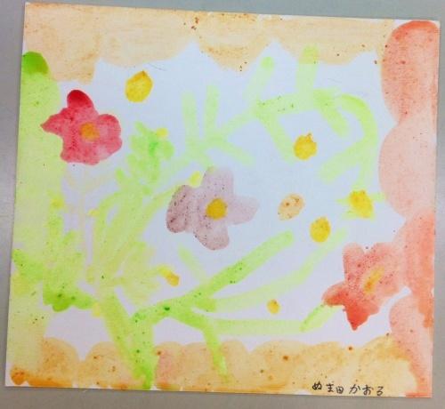 テンペラ画      卵で絵の具を作ろう_e0167771_17291318.jpg