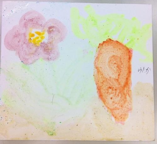 テンペラ画      卵で絵の具を作ろう_e0167771_17335181.jpg