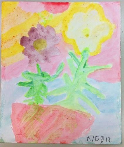 テンペラ画      卵で絵の具を作ろう_e0167771_17350707.jpg