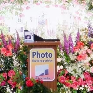 新しいフォトジェニックなスポット 星の王子さまミュージアム『フラワーチャペル』_b0145398_14573434.jpg