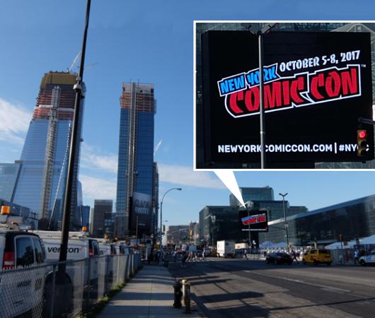 初日の朝から大盛況のNew York Comic Con 2017_b0007805_1522075.jpg