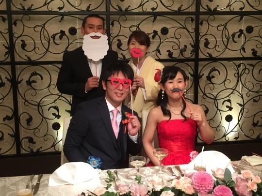 お嬢結婚式&お食事会♪_b0115751_23245828.jpg