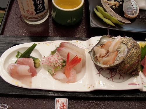 旅館の昼食を楽しみました_c0327752_10471131.jpg