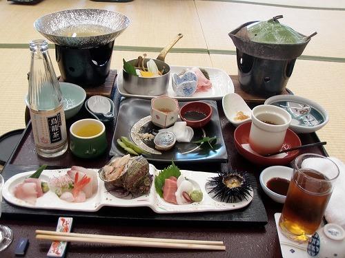 旅館の昼食を楽しみました_c0327752_10501642.jpg