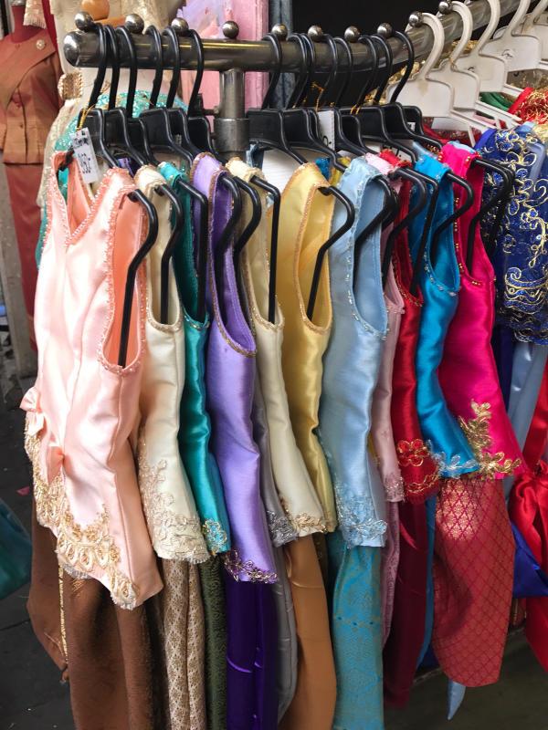衣装 タイ 民族