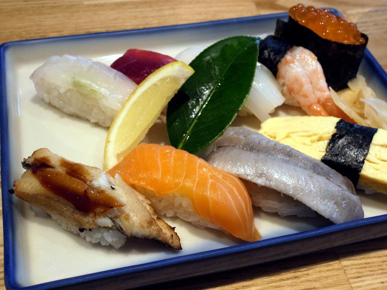 コスパ高めでサービスも良し〔八三郎/寿司・鮮魚料理/各線日本橋〕_f0195971_10343516.jpg