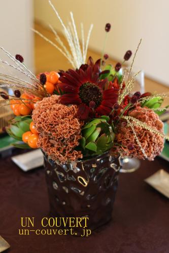 テーブル花のこと・・・_f0357387_16014320.jpg