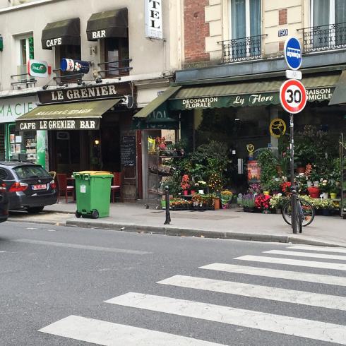 ヨーロッパ旅日記 / Paris 2_c0168222_17521274.jpg