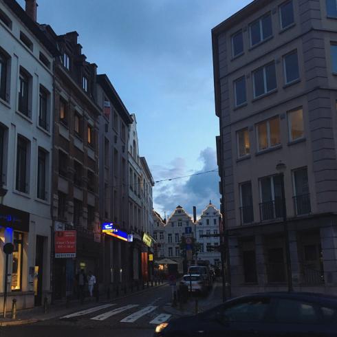ヨーロッパ旅日記 2017-5 / ベルギー_c0168222_18423731.jpg