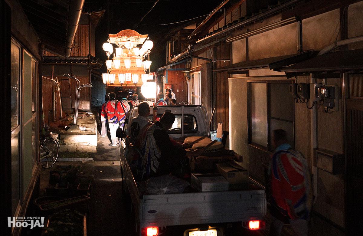 大島八幡神社祭礼 2017_c0136239_2249293.jpg