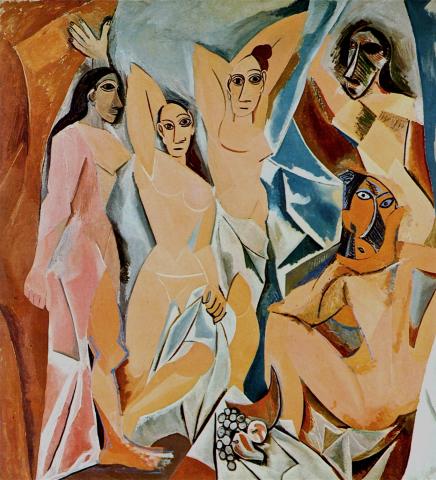 第42回《〜これまで誰も教えてくれなかった〜『絵画鑑賞入門項講座』》 20世紀最大の巨匠 ピカソ(その2) ピカソとキュビスム_e0356356_11560000.jpg