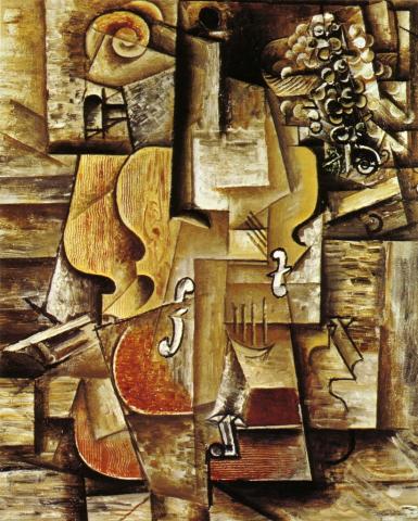 第42回《〜これまで誰も教えてくれなかった〜『絵画鑑賞入門項講座』》 20世紀最大の巨匠 ピカソ(その2) ピカソとキュビスム_e0356356_11561870.jpg