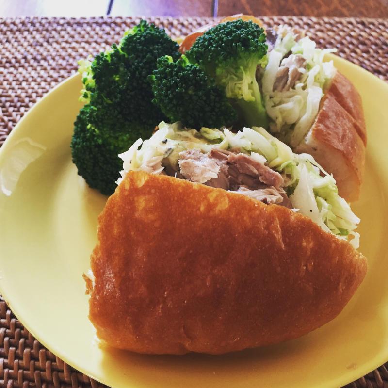 日曜の朝、感度の良すぎるお腹です。_d0367369_14242034.jpg