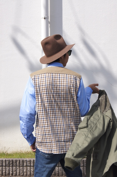 "UNDERPASS Brands ""SHIRTS\"" Selections._c0079892_20224621.jpg"