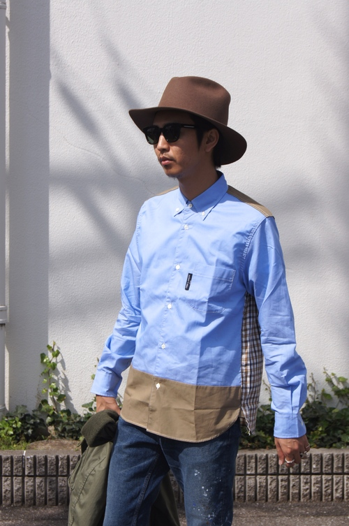 "UNDERPASS Brands ""SHIRTS\"" Selections._c0079892_2023157.jpg"