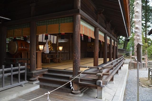 諏訪大社 から 塩尻ワイナリー へ_c0124100_17344184.jpg