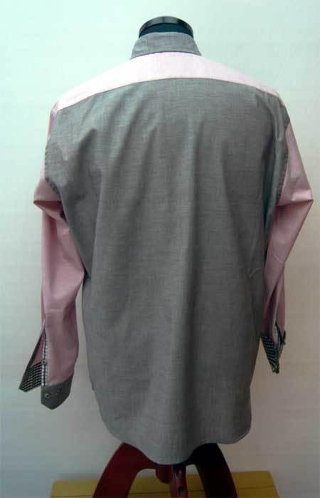 パッチワークシャツ ピンク_a0110103_10251101.jpg