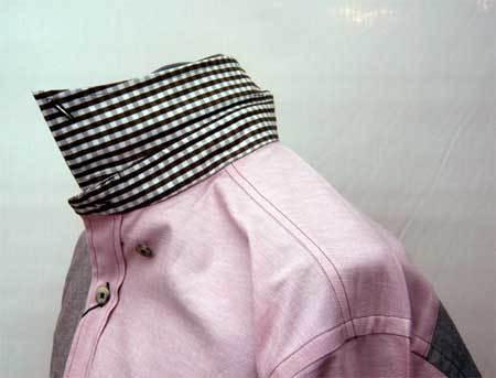 パッチワークシャツ ピンク_a0110103_10252923.jpg