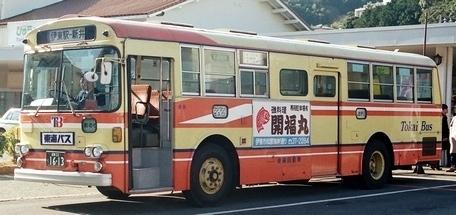 東海自動車 いすゞK-CJM500 +北村_e0030537_02452914.jpg