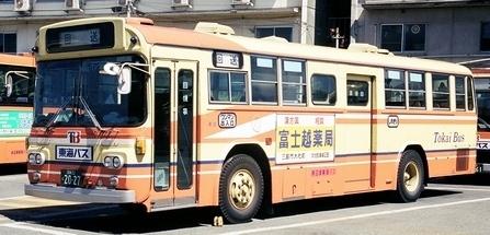 沼津東海バス(東海自動車) いすゞK-CJM500 +富士3E_e0030537_02453385.jpg