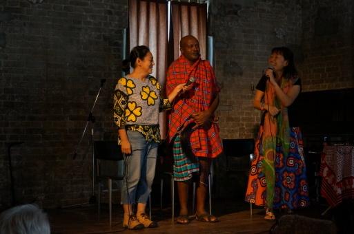 AFRICAN FESTA in KITAKYUSHU 9_f0279342_16065128.jpg