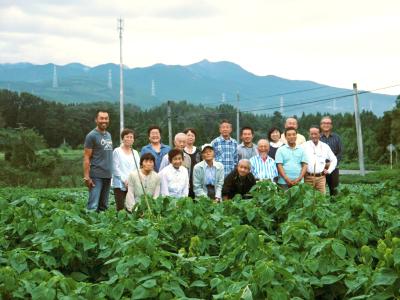 無農薬・無化学肥料で育てる「菊池水源産エゴマ」 令和元年度の『白エゴマ』を収穫しました!_a0254656_18041889.jpg