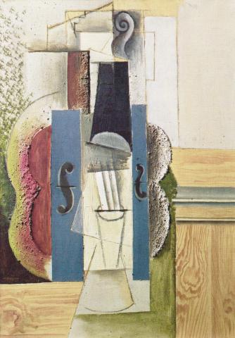 第42回《〜これまで誰も教えてくれなかった〜『絵画鑑賞入門項講座』》 20世紀最大の巨匠 ピカソ(その2) ピカソとキュビスム_e0356356_15521508.jpg