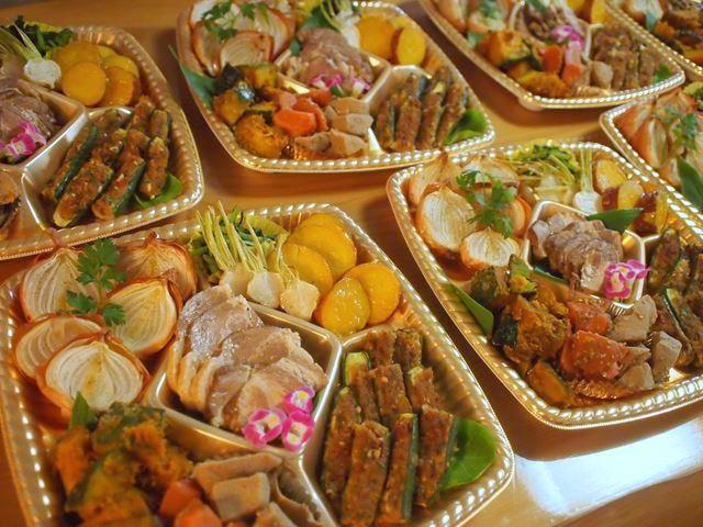 お野菜オードブル_b0279058_15432398.jpg