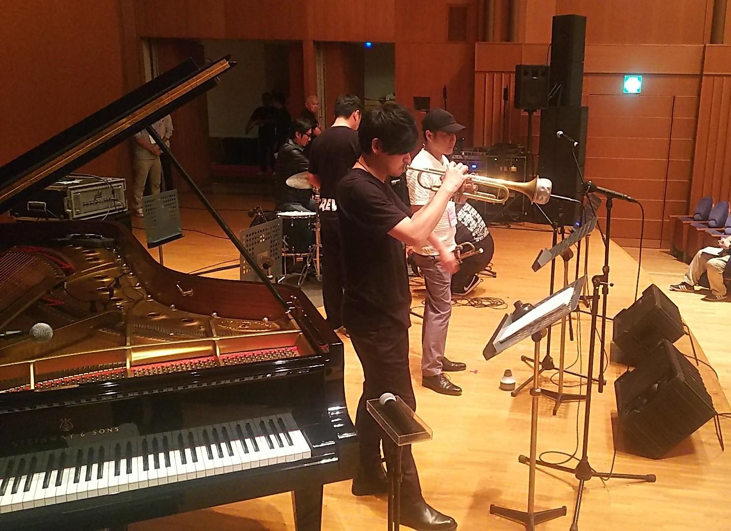 ご声援ありがとうございました!【次ナルJAZZ問答】横浜jazzプロムナード_d0244370_15575603.jpg
