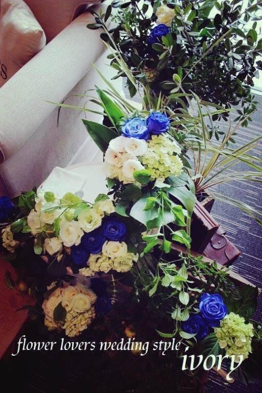 『連休中の婚礼から〜♬①』_b0094378_22091158.jpeg