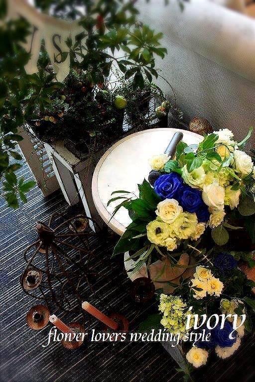 『連休中の婚礼から〜♬①』_b0094378_22094952.jpeg