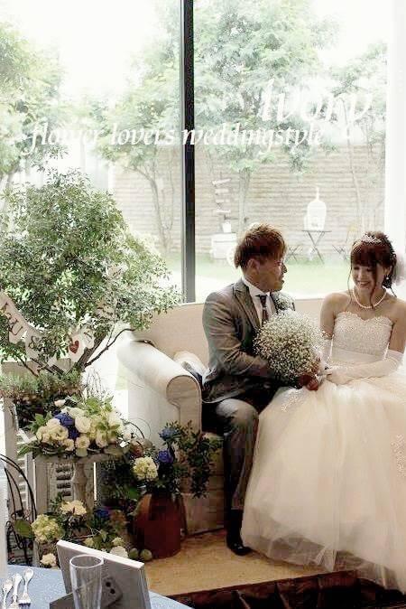 『連休中の婚礼から〜♬①』_b0094378_22100150.jpeg
