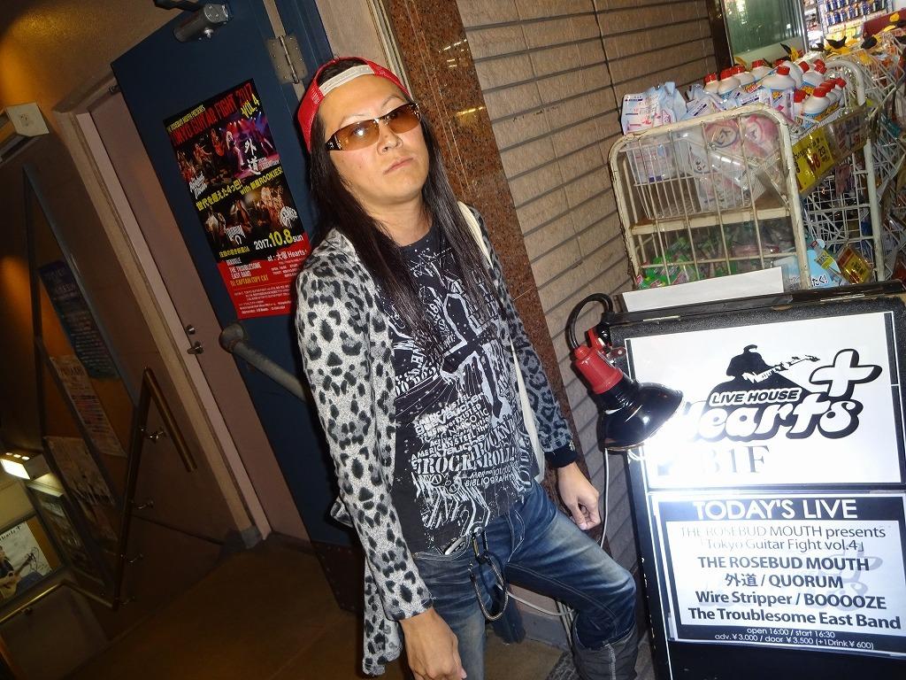 先輩TOMO氏のライブを観に行く!大塚ハーツ!_d0061678_19081451.jpg