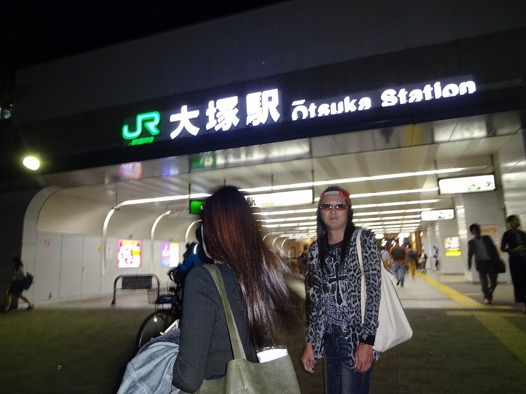 先輩TOMO氏のライブを観に行く!大塚ハーツ!_d0061678_19103046.jpg