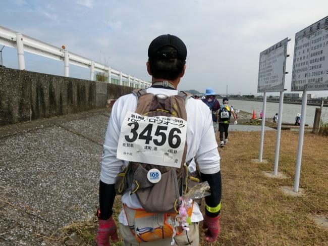 第19回行橋別府100キロウォークの完歩報告_e0294183_15083555.jpg