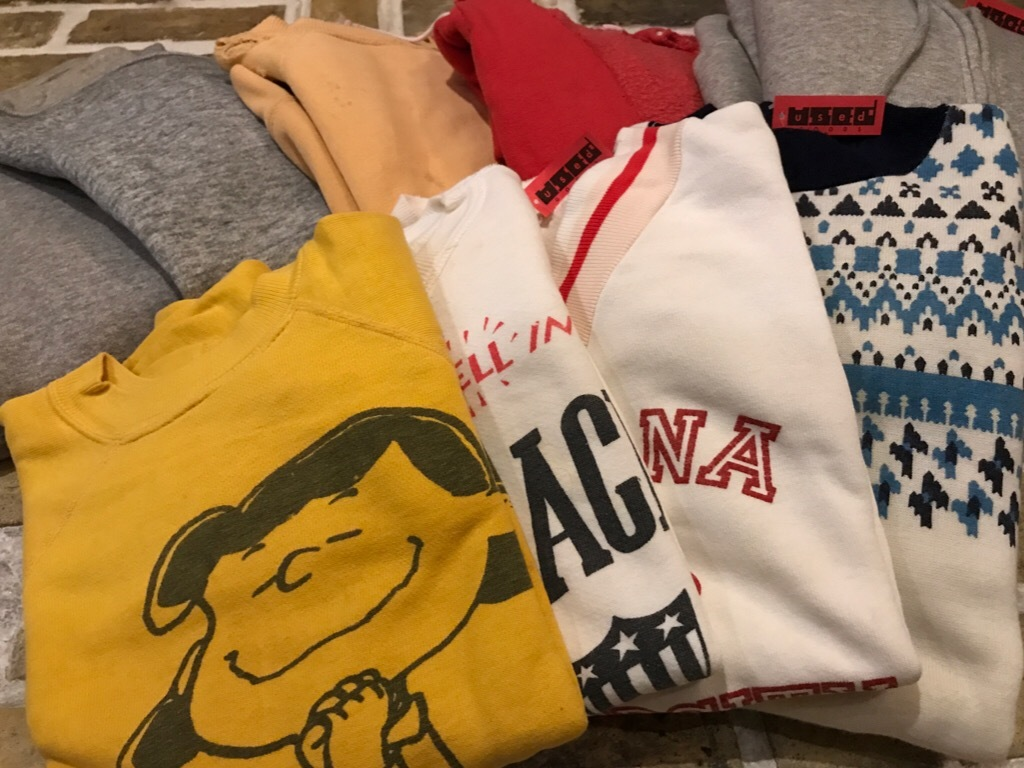 神戸店10/11(水)ヴィンテージ入荷!#6 Vintage Sweat!!!_c0078587_19061521.jpg