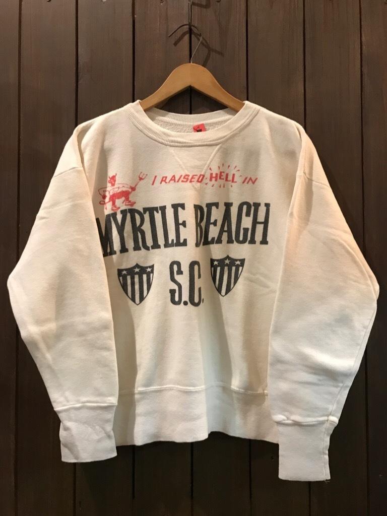 神戸店10/11(水)ヴィンテージ入荷!#6 Vintage Sweat!!!_c0078587_19061570.jpg