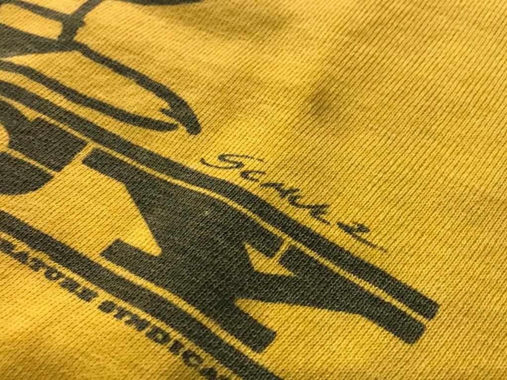 神戸店10/11(水)ヴィンテージ入荷!#6 Vintage Sweat!!!_c0078587_19081975.jpg