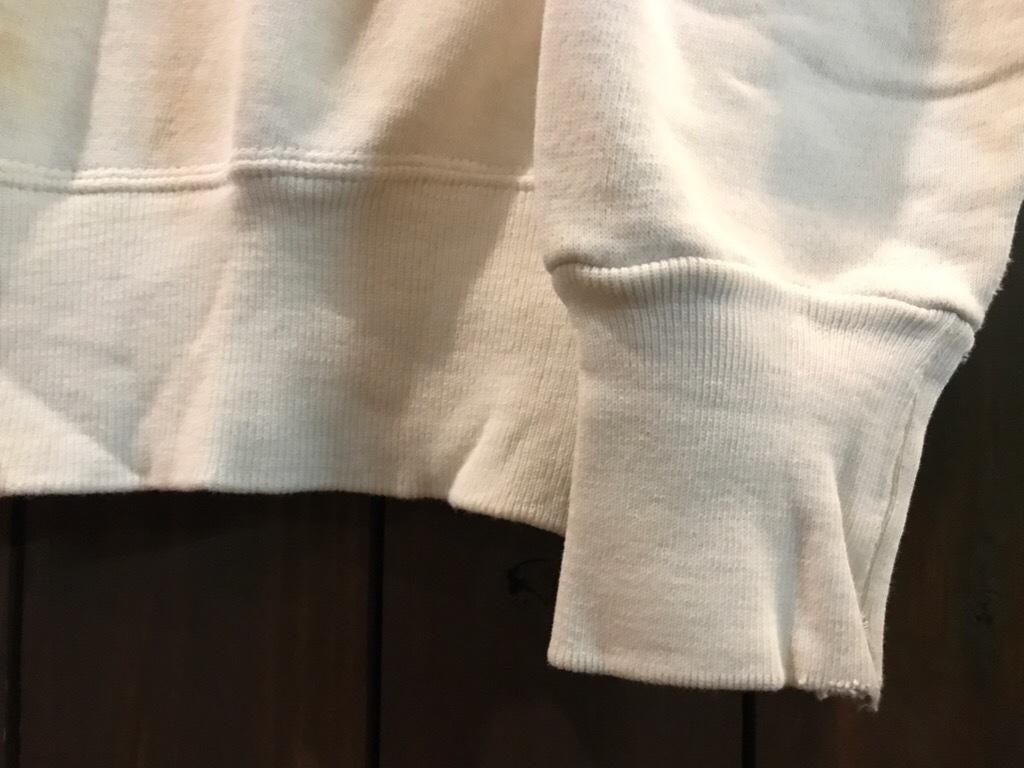 神戸店10/11(水)ヴィンテージ入荷!#6 Vintage Sweat!!!_c0078587_19103675.jpg