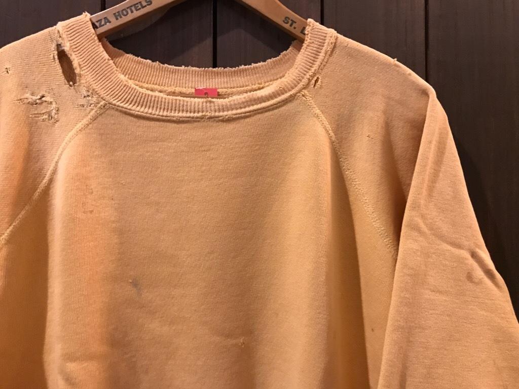 神戸店10/11(水)ヴィンテージ入荷!#6 Vintage Sweat!!!_c0078587_19171397.jpg