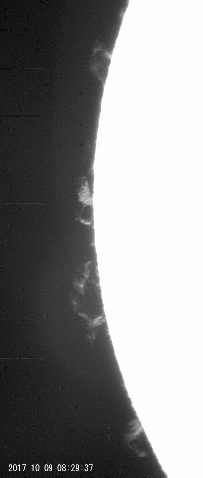10月9日の太陽_e0174091_10010766.jpg
