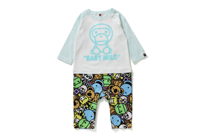 MILO ALL FRIENDS ROMPERS_a0174495_17353371.jpg