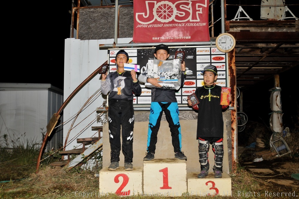 2017 JOSF JAPAN OPEN NIGHT RACE VOL1:決勝〜表彰_b0065730_11231432.jpg